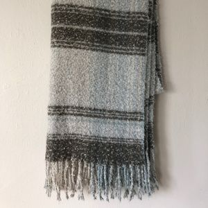 Free People Wrap/Blanket Scarf (Striped)